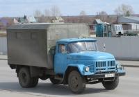 Аварийная машина водоканала на шасси ЗиЛ-431412 #Е 333 КК 45.  Курган, улица Климова