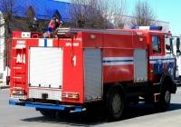 Пожарная автоцистерна АЦ-5,0-50/4(5337) [Y39-018] на шасси МАЗ-5337 #АА 924-6. Беларусь, Могилёвская область, Кричев