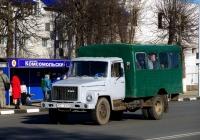 Вахтовый автобус ТС-39661 на шасси ГАЗ-3307 #ТЕ 0310. Беларусь, Могилёвская область, Кричев