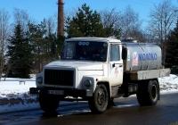 Автоцистерная на шасси ГАЗ-3309  #АЕ 9452-6. Беларусь, Могилёвская область, Климовичи