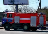 Пожарная автоцистерна АЦ-5,0-50/4(5337) [Y39-018] на шасси МАЗ-5337 #АА 9245-6 . Беларусь, Могилёвская область, Кричев