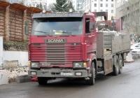 Scania 113M #М616УЕ163. г. Самара, ул. Ульяновская