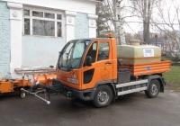 Multicar M27 #C380РВ163. г. Самара, набережная реки Волги