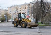 Погрузчик. Москва, Песчаная площадь