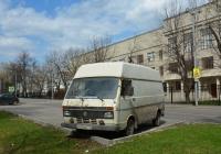 Цельнометаллический фургон Volkswagen #О 932 МВ 777. Москва, 4-й Новоподмосковный переулок