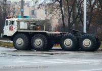 Седельный тягач МАЗ-537.. Киев. ул. Тираспольская.