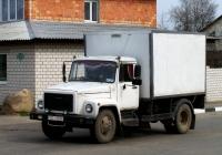 Автофургон на шасси ГАЗ-3307 #ТС 5535. Беларусь, Могилёвская область, Краснополье