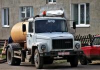 Ассенизаторная цистерна КО-503В-3 на шасси ГАЗ-3307 #ТВ 5281. Беларусь, Могилёвская область, Краснополье