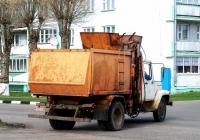 Мусоровоз КО-440 на шасси ГАЗ-3307 #ТС 5062. Беларусь, Могилёвская область, Краснополье