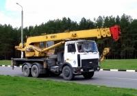 Автокран КС-55727-1 на шасси МАЗ-6303 #АI 1310-6. Беларусь, Могилёвская область, Костюковичи