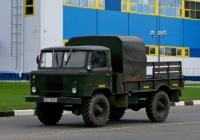 ГАЗ-66-01 #АI 1335-6. Беларусь, Могилёвская область, Костюковичи