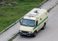 Инкассаторский автомобиль на шасси ГАЗ-3302*. Рязанская область