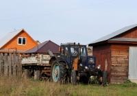 Трактор МТЗ-50Л. Рязанская область