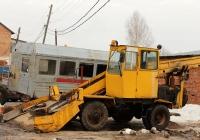 Снегопогрузчик КО-206А. Рязанская область
