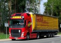 Седельный тягач Volvo FH*  #PO 7EE62. Россия, Смоленская область, Шумячский район