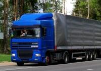 Седельный тягач DAF 95XF  #AE 1301-6. Россия, Смоленская область, Шумячский район