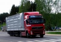Седельный тягач Volvo FH  #WSK PX07. Россия, Смоленская область, Шумячский район