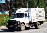Автофургон на шасси ГАЗ-3309  #К 387 МТ 67. Россия, Смоленская область, Рославль
