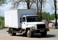 Автофургон на шасси ГАЗ-3309  #В 564 МУ 67. Россия, Смоленская область, Рославль