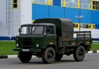 Грузовик ГАЗ-66  #AI 1335-6. Беларусь, Могилёвская область, Костюковичи