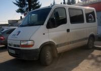Микроавтобус Renault Master #Х 022 РА 66. Свердловская область, Тугулым, Дорожная улица