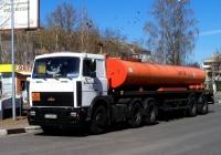 Седельный тягач МАЗ-6422 #АА 9250-6. Беларусь, Могилёвская область, Кричев