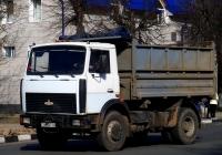 Самосвал МАЗ-5551 #АА 9413-6. Беларусь, Могилёвская область, Кричев