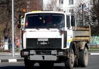 Самосвал МАЗ-5551 #АА 9737-6. Беларусь, Могилёвская область, Кричев