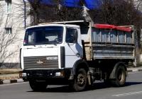 Самосвал МАЗ-6501 #АЕ 9667-6. Беларусь, Могилёвская область, Кричев