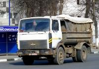 Самосвал МАЗ-5551 #ТЕ 9109. Беларусь, Могилёвская область, Кричев