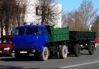 Самосвал МАЗ-500* #ТЕ 0858. Беларусь, Могилёвская область, Кричев