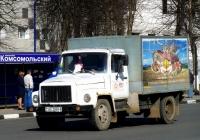 Автофургон на шасси ГАЗ-3307  #АЕ 2559-6. Беларусь, Могилёвская область, Кричев