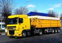 Седельный тягач DAF XF95  #AI 3175-6. Беларусь, Могилёвская область, Кричев