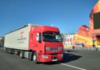 седельный тягач Renault C*. г. Самара, пл. им. В. В. Куйбышева