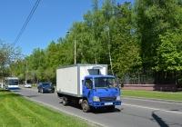 Фургон на шасси Fenix Baw #М 939 НО 77  . Москва, Ботаническая улица