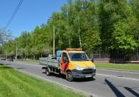 Бортовой автомобиль аварийной службы на шасси Iveco #С 664 МХ 777. Москва, Ботаническая улица