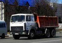 Самосвал МАЗ-5516 #AI 1218-6. Беларусь, Могилёвская область, Кричев