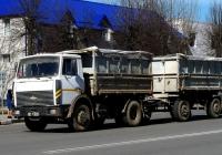 Самосвал МАЗ-5551 #АА 4815-6. Беларусь, Могилёвская область, Кричев