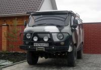 Грузопассажирский фургон УАЗ-3962 #В 474 НТ 73. Тюменская область, Тюменский район, Боровое