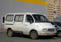 """Микроавтобус ГАЗ-2217 """"Соболь Баргузин"""" #О 538 ТН 72. Тюмень, Широтная улица"""