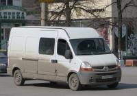 Фургон Renault Master #К 123 ЕТ 45. Курган, улица Куйбышева