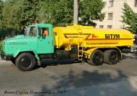 Автогудранатор КДМ-333 на шасси КрАЗ-65101-100.. Киев. ВДНХ Украины.