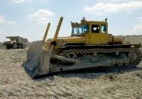 Бульдозер ДЗ-132-1 на шасси трактора ДЭТ-250М2.. г. Полтавская область, г. Комсомольск