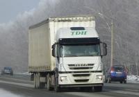 Седельный тягач IVECO Stralis 420 #О 113 АО 142. Новосибирская область, Бердск, Барнаульская улица