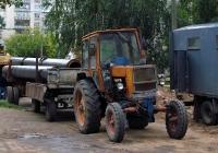 Трактор ЮМЗ-6КЛ. Сумская область, г. Шостка