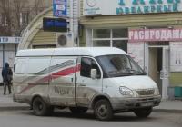 """Фургон ГАЗ-2705 """"Газель"""" #В 949 МУ 174. Курган, улица Куйбышева"""