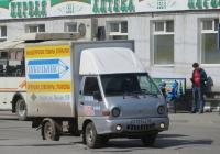 Фургон на шасси Hyundai Porter #Н 123 КК 45. Курган, улица Куйбышева