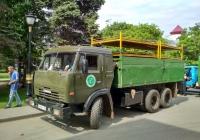 грузовой автомобиль КамАЗ-532*. г. Самара, площадь им. С. М. Кирова