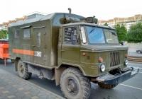ГАЗ-66* #К397РВ63. г. Самара, ул. Луначарского