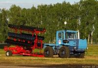 Трактор Т-150К производства АгроМоторс. Алтайский край, Павловский район, в окрестностях посёлка Прутской